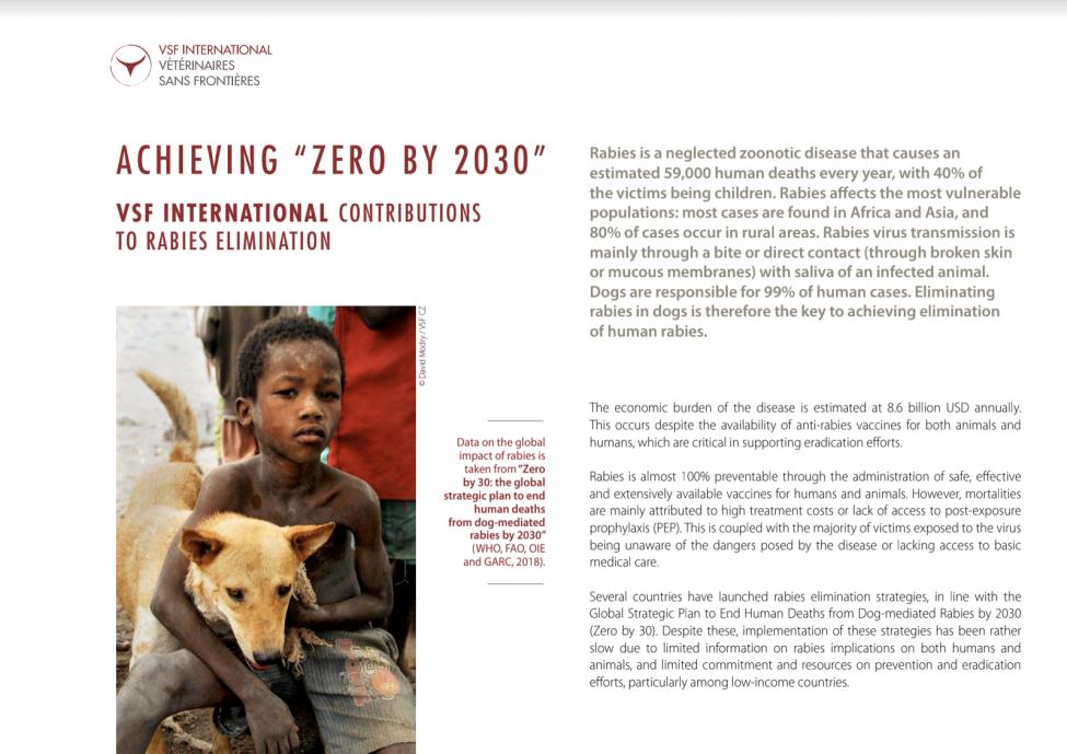 Achieving 'Zero by 2030'